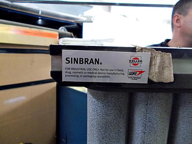 Filtry SINBRAN