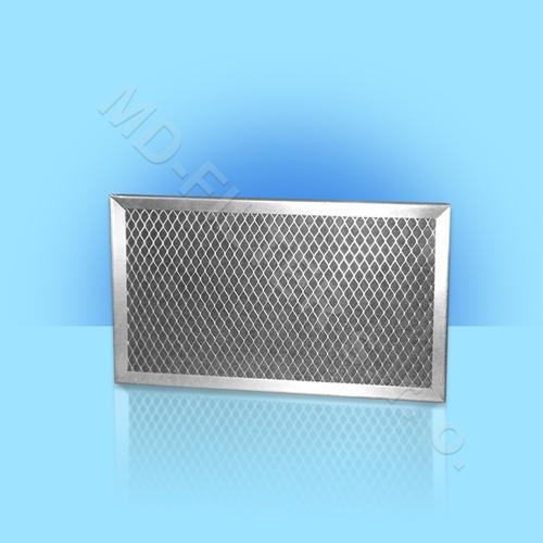 Filtr s aktivním uhlím pro rekuperační jednotky