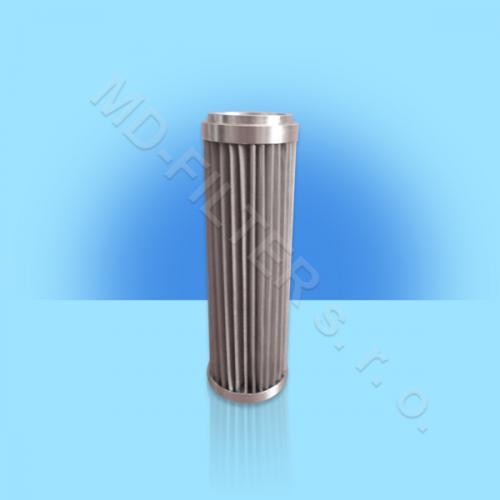 Filtrační vložka z nerezové tkaniny