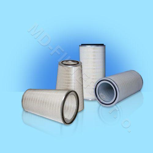 Filtry - plynové turbiny