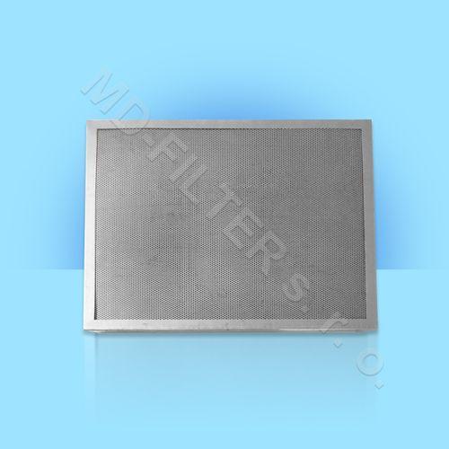 Kovový filtr plněný aktivním uhlím pro průmyslové (chemické) digestoře