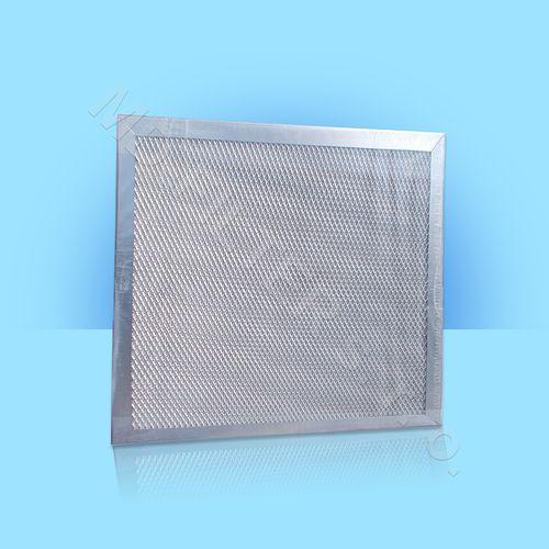 Kovový filtr s kovovou drátěnkou