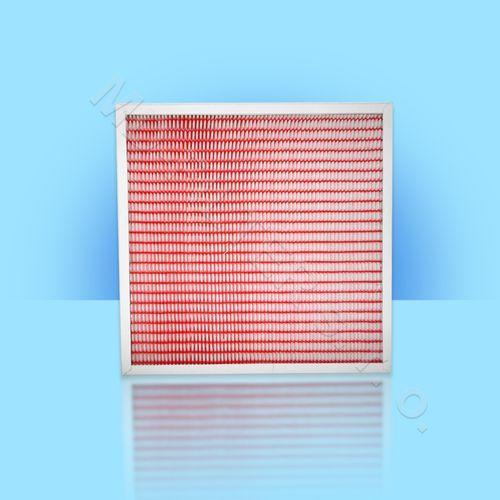 Filtry pro rekuperační jednotky ve filtrační třídě F7 2