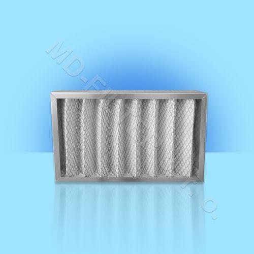 Filtry pro rekuperační jednotky ve filtrační třídě F7 1