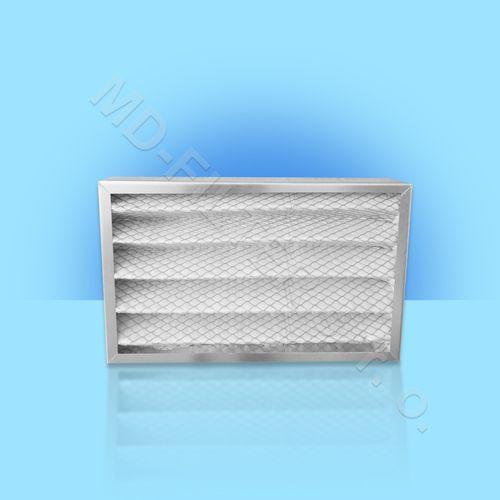 Filtry pro rekuperační jednotky ve filtrační třídě F7
