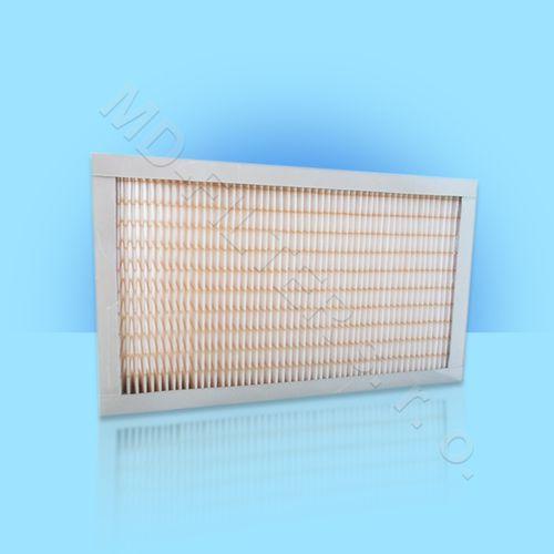Filtry pro rekuperační jednotky ve filtrační třídě G4