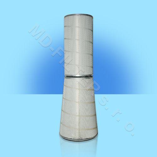Pro (plynové) turbíny Alternativa zn. DONALDSON TORIT