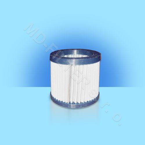 Pro technologii výroby a zpracování plastů Alternativa filtru sání pro podavače granulátu PVC